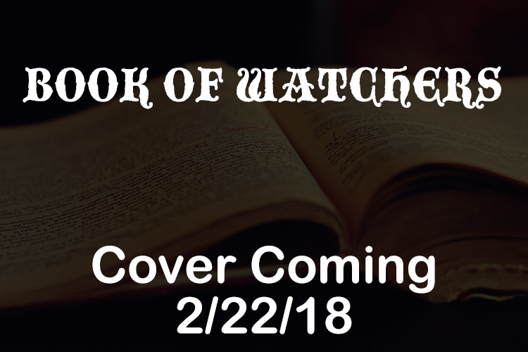Bloggers Wanted: Book of Watchers