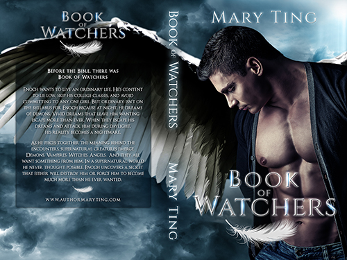 Book of Watcher Chapter One Reading