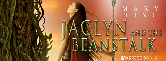 Jaclyn And The Beanstalk Cover Reveal
