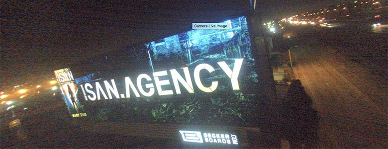 ISAN Billboard